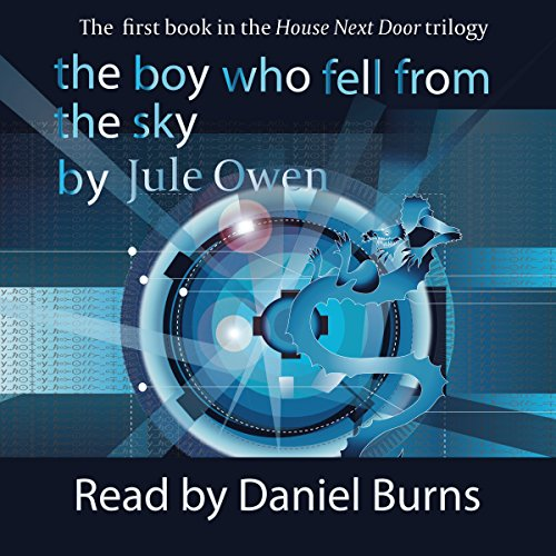 The Boy Who Fell from the Sky cover art