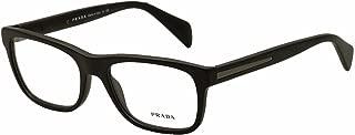 PR19PV Eyeglasses-1BO/1O1 Matte Black-55mm