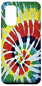 Tie-Dye Retro Color Swirl Groovy Galaxy  Case