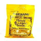 Jakeman's Honey and Lemon Throat & Chest Lozenges (Pack of 3)