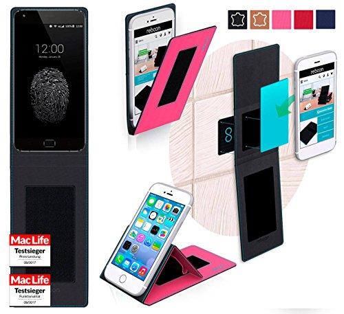 Hülle für UMi Touch X Tasche Cover Hülle Bumper   Pink   Testsieger