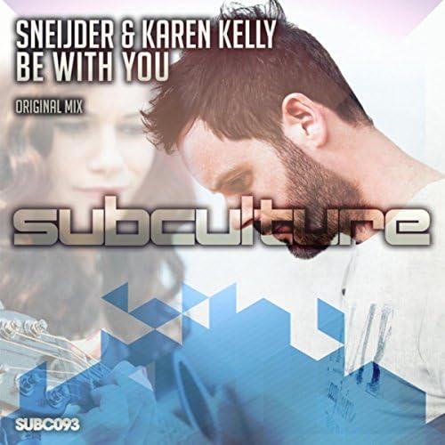 Sneijder & Karen Kelly