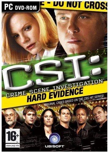 Ubisoft  CSI: Hard Evidence (PC)