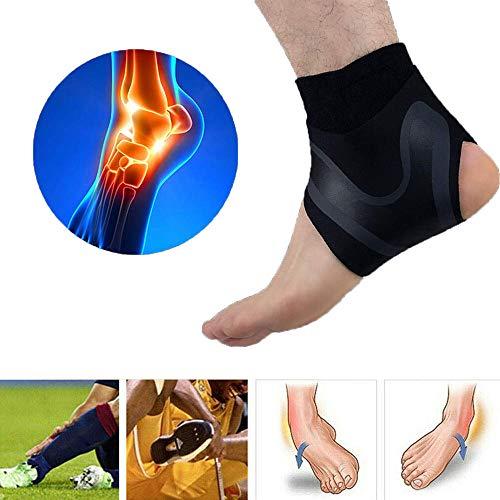 GEOV Walk Hero Ankle,Tobillera Esguince Lateral,Múltiples Tamaños para Elegir