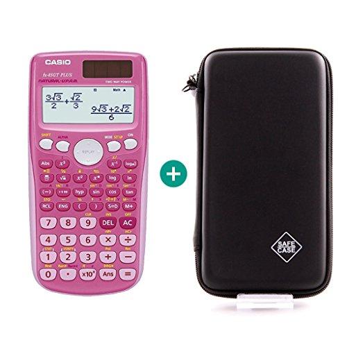 Casio FX-85GT Plus Pink + Schutztasche