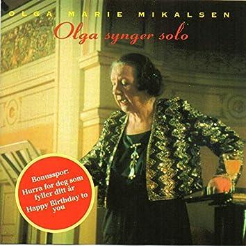 Olga synger solo