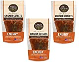 Earth Animal (3 Pack) Chicken Cutlets Energy Immune Heart 8oz