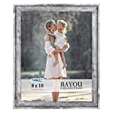 Icona Bay 8x10 Azure Gray Picture Frame, Cape Cod Style...