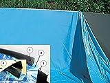 TOI - Liner de 120cm de alto para piscinas circulares - 550x120