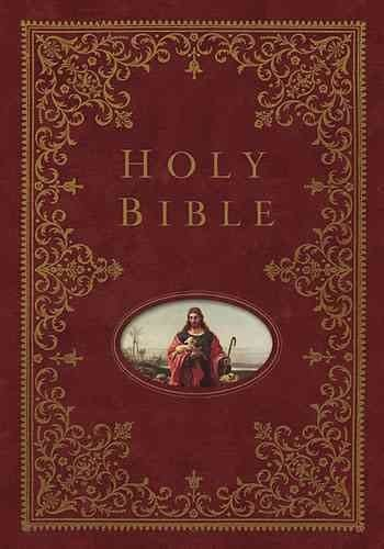 The Holy Bible New King Co Online limited product Burgundy Under blast sales Version James Providence