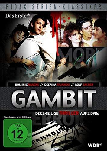 Gambit - Der komplette 2-Teiler (Pidax Serien-Klassiker) [2 DVDs]