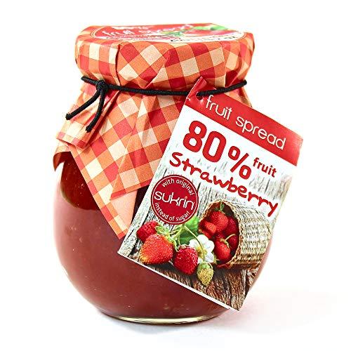 SUKRIN Fruchtaufstrich erdbeer (1 x 260 g)