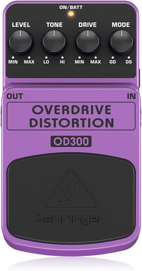 Behringer OD300 2-Mode Overdrive