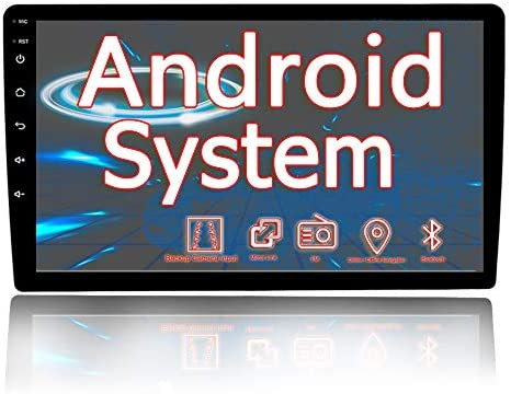 Binize Android System 10 1 Inch Touch Screen 2 Din Car Multimedia Radio GPS Navigation in Dash product image