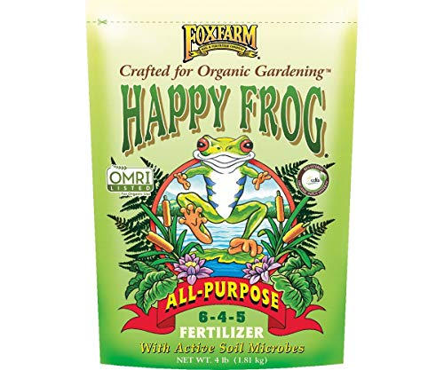 Fox Farms Happy Frog Organic All-Purpose Fertilizer