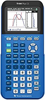 Texas Instruments TI-84 Plus CE 10-Digit Graphing Calculator