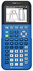 cheap Texas Instruments TI-84 Plus CE, Bionic Blue Color Graphing Calculator