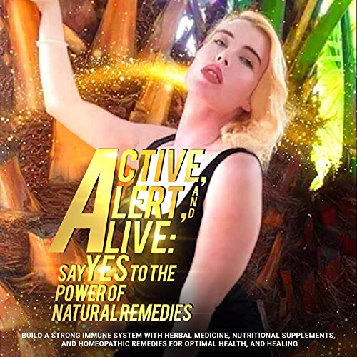Active, Alert, and Alive cover art