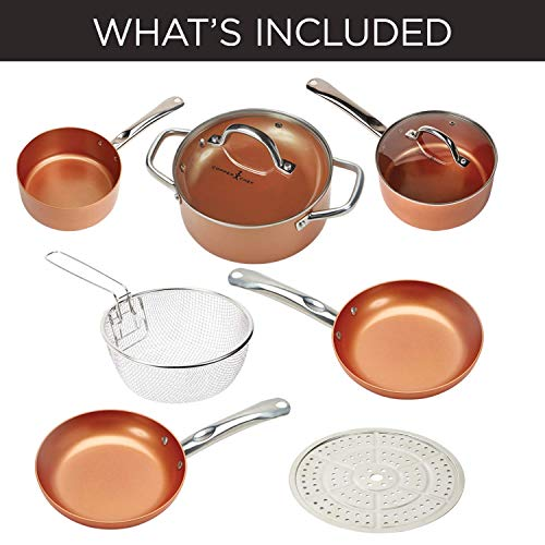 good copper cookware