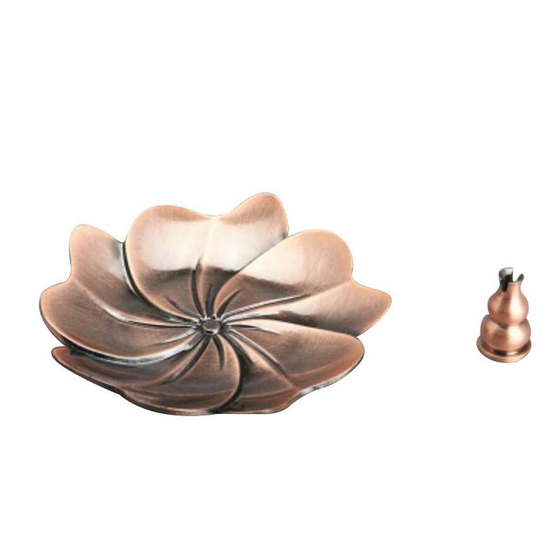 ルー着飾る美容師FidgetGear Chinese Gourd Shape Incense Burner Holder Censer Plate For Stick&Cone Red#6