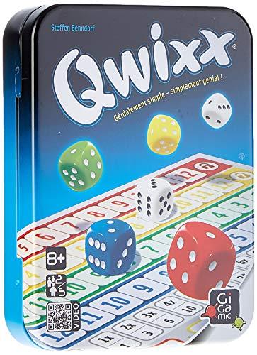 Gigamic- Jeu de Ds-Qwixx,...