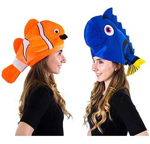 Funny finding nemo couples costume
