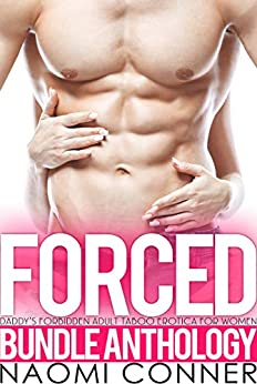 Forced Daddy's Forbidden Adult Taboo Erotica for Women Bundle Anthology Review