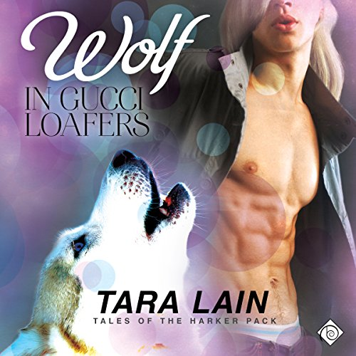Wolf in Gucci Loafers audiobook cover art