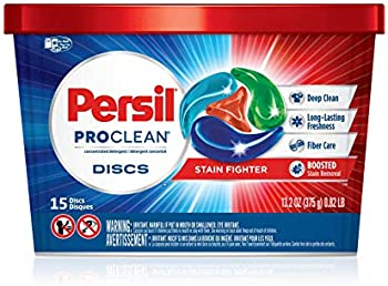 15-Count Persil Discs Laundry Detergent Pacs, Stain Fighter