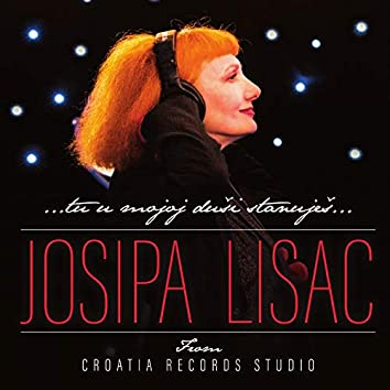 Josipa Lisac From Croatia Records Studio