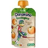 Danonino Yogurt Danonino Bolsita Ecológica Naranja 90 gr