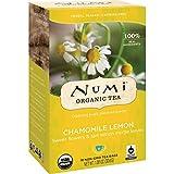 ヌミ 有機 カモミールレモン 1.7X18