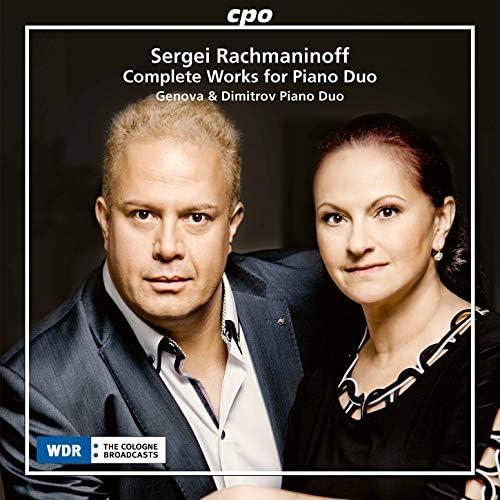Genova and Dimitrov Piano Duo