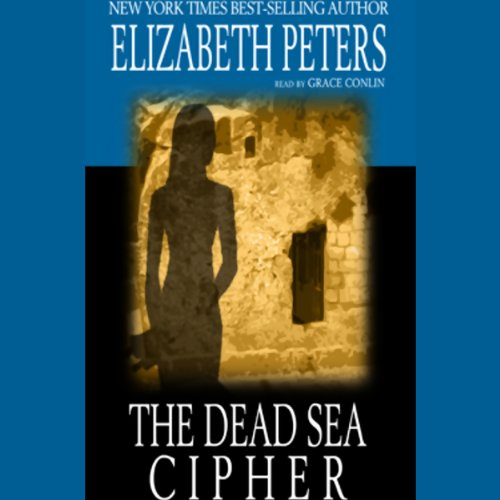 The Dead Sea Cipher audiobook cover art