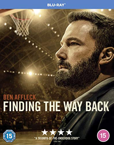 Finding The Way Back [Blu-ray] [2020] [Region Free]