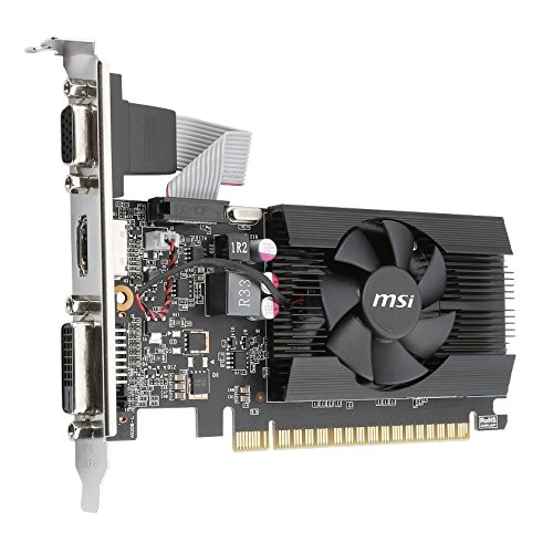 Build My PC, PC Builder, MSI GT 710 2GD3 LP