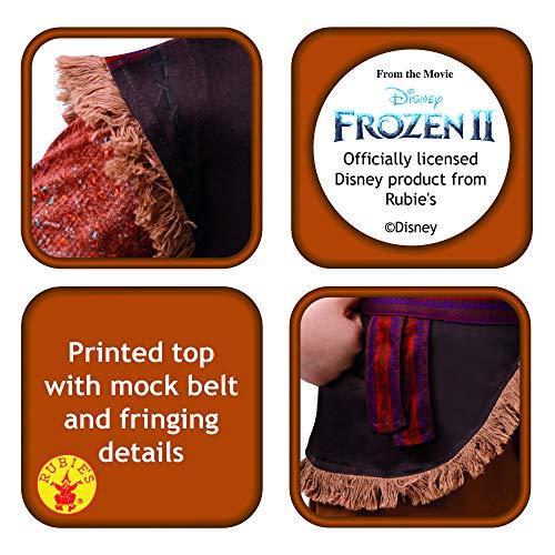 Rubie's 300445 - Costume da Frozen Disney, da bambino, multicolore