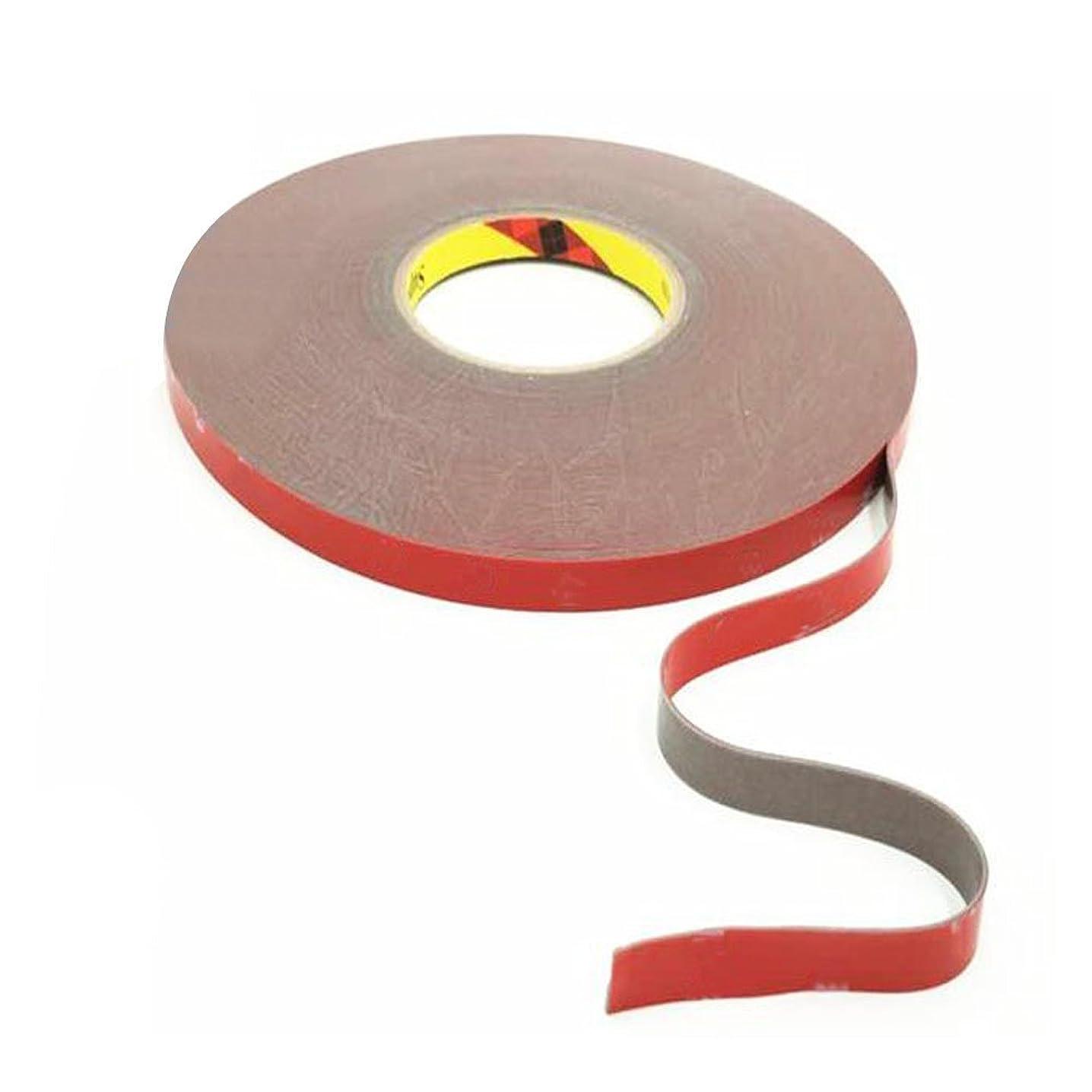 Eforlike 1 Piece 4229P Double Sided Acrylic Foam Mounting Tape (Width: 10MM/0.39