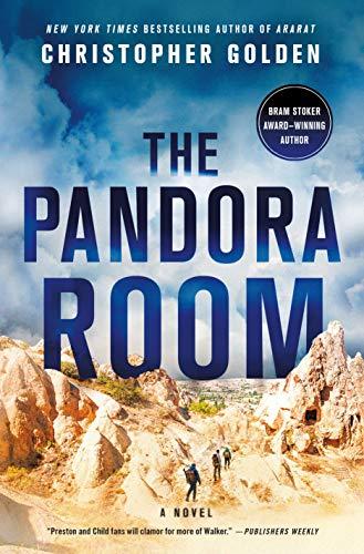 Image of The Pandora Room: A Novel