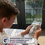 Huggies DryNites hochabsorbierende Pyjama-/ Unterhosen, Bettnässen Jungen Jumbo Monatspackung, 8-15 Jahre, 4er Pack (4 x 13 Stück) - 6