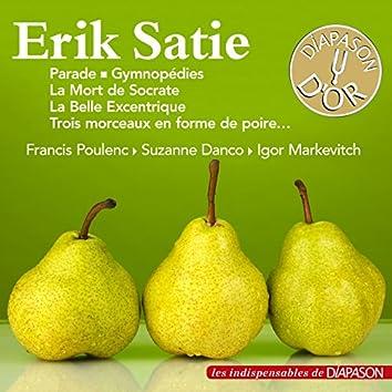 Erik Satie (Les indispensables de Diapason)