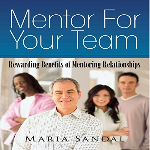 Mentor for Your Team audiobook cover art