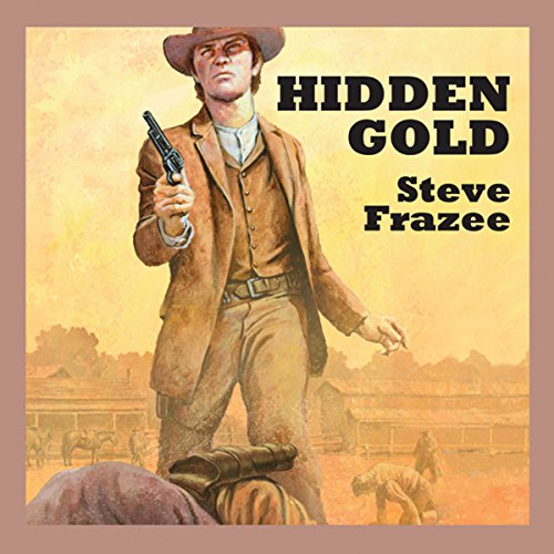 Hidden Gold audiobook cover art