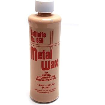 Collinite 850 Metal Wax-Pint, 16. Fluid_Ounces