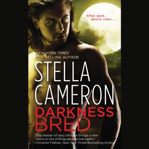 Darkness Bred audiobook cover art