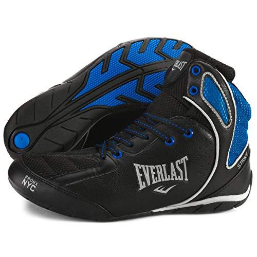 Everlast P00001078 - Zapatillas de boxeo unisex para adultos, color Negro, talla 41 EU