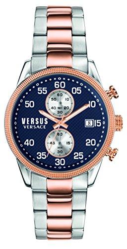 Versus Versace Herren Analog Quarz Uhr S66030016