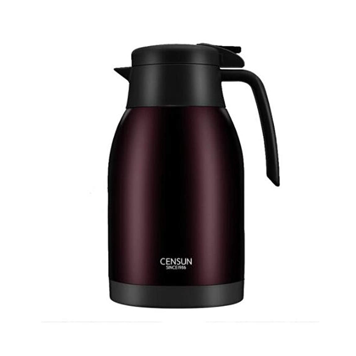GUYUEXUAN Kettle, Stainless Steel Insulated Pot, Household Thermos, Kettle, 1.5L Insulated Kettle, Insulation, Anti-scalding, Non-slip, Household, Foam Powder Good quality and durability ixnwaqs388571