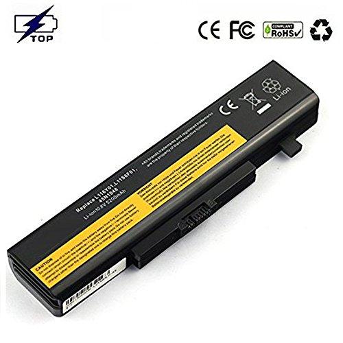 Topnma Batería Portátil para Lenovo G480 G485 G585 G580 Y480 Y480A Y480N Y485 Y485N Y480P Y580 Y585 Y580N Y485P Z380 Z480 Y580P Z580 Z585 Z485 [Batería Y480 4400mah 10.8V/11.1V 6-Celdas 4400 mah]