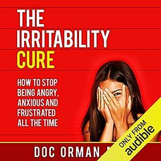 The Irritability Cure audiobook cover art